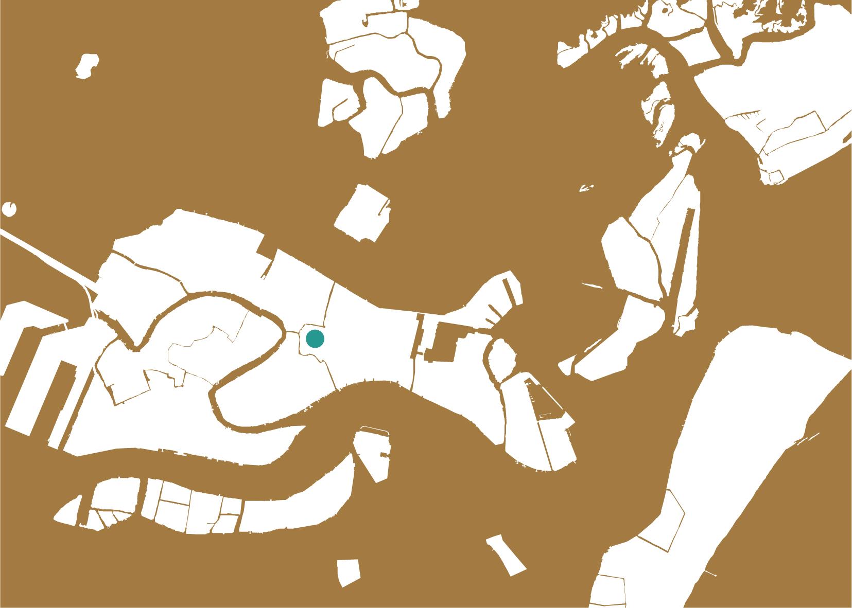 mappa segnalibro Castello 5176